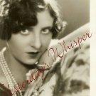 VINTAGE Beverly BAYNE 1928 DW Soft Focus GLAMOUR PHOTO