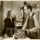 Humphrey BOGART Ann SHERIDAN Vintage PHOTO J447