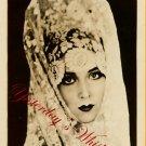 Dolores Del Rio Rare 1920s Original BAIN News PHOTO