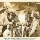 Dick POWELL Priscilla LANE Cowboy BROOKLYN PHOTO F373