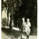 Gertrude Michael Horse Org c.1935 Movie Still PHOTO E219