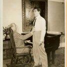 Jan MURRAY Olaf OLSON Voice COACH Org 1953 PHOTO D997