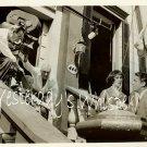Phyllis KIRK Peter LAWFORD Thin MAN Filming ORG PHOTO