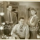 Ida LUPINO Dennis MORGAN The HARD WAY Vintage PHOTO