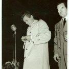 Tony Curtis-Frank Lovejoy-PUBLICITY TOUR-Original PHOTO