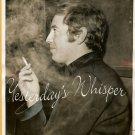Noel HARRISON Smoke SINGER ORG 1965 Press PHOTO J298