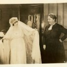 C433 Peggy HYLAND Milla DAVENPORT Org SILENT Film PHOTO