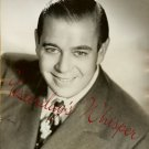 Morton DOWNEY Radio TENOR ORG Bruno HOLLYWOOD PHOTO