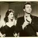 Richard Todd-Betsy Drake-INTENT TO KILL-ORIG B/W PHOTO