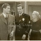 Gloria DICKSON John PAYNE Tear GAS Squad Vintage PHOTO