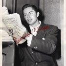 Jack Beutel LA Phone Book Ciro's 1946 Dallinger Photo