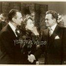 Joan Crawford Raymond Massey Possessed VINTAGE PHOTO