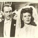 Rita Hayworth-Lee Bowman-BRIDE-COVER GIRL-ORIG. PHOTO