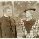 Miriam HOPKINS Claude RAINS Lady w/RED HAIR ORG PHOTO