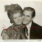 Penny SINGLETON Glenn FORD 2 Vintage Promo PHOTOS i347