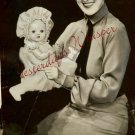 Charlotte GREENWOOD Old DOLL ORG DW PHOTO H924