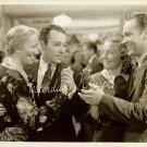 George RAFT William HOLDEN Flora ROBSON ORG PHOTO J88