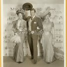 VINTAGE Arlene DAHL Dennis MORGAN Wild IRISH Rose PHOTO