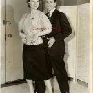 Jeannie CARSON Charlie APPLEWHITE ORG TV PHOTO F828