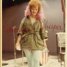 UNKNOWN 1970's Singer SET TV DW ORG PHOTO LOT H988