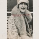 Patsy RUTH Miller Fur CLAD FLAPPER Marry ORG PHOTO G697