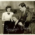 Heather ANGEL Frieda INESCORT Vintage Movie Still PHOTO