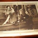 Bryant Washburn Helene Chadwick c1919 Silent Lobby Card