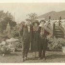 1920s Fatty ARBUCKLE Buster KEATON Rare Original Photo