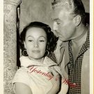 Dolores Del Rio Caesar Romero Moment of Fear TV Photo