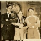 Vintage Marie Dressler Rare Stamped MGM Proof Photo