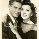Vintage Ann Rutherford Richard Crane Happy Land Photo