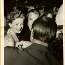 Vintage Coleen Gray Cocoanut Grove Nat Dallinger Photo