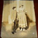 Early Broadway Beauty Bellhop boy ORG 11x14 White PHOTO