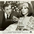 Barbra Streisand On a Clear Day Vintage Film Photograph