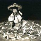 UNKNOWN MEXICAN Dancer Org DW PHOTO Romaine E912