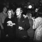 UNKNOWN Couple PARTY 1970's Org PHOTO E902