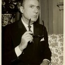 Charles BOYER The ROGUES Org NBC TV Promo PHOTO F224