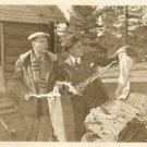 Charles RUGGLES Gene LOCKHART DW Org MOVIE PHOTO F576