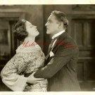 Alice JOYCE Holmes HERBERT ORG c.1925 Silent PHOTO F974