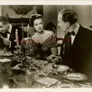 Beatrice CAMPBELL Alec GUINNESS Last HOLIDAY PHOTO G629