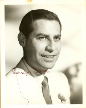 John Hodiak Publicity Org Promo PHOTO G23