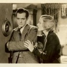 Madge EVANS Robert MONTGOMERY Org Movie PHOTO F476