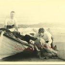 Leah BAIRD Dramatic Shipwreck ORG SILENT Era PHOTO G490