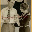 Madge BELLAMY Lawrence GRAY Telephone GIRL PHOTO H501