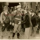Wallace BEERY Wife SAVERS c.1928 ORG Silent PHOTO G180