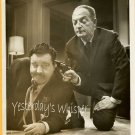 Jackie Gleason Tragic Everett Sloane Rare 1961 TV Photo