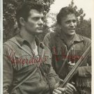 Dewey MARTIN Handsome Daniel BOONE TV PHOTO H558