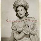 Dorothy SARNOFF Opera VAGABOND King REED PHOTO H320