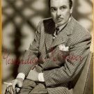 George BRENT Christmas EVE ORG Publicity PHOTO i71