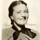 Irene HUBBARD Old RADIO ORG Publicity DW PHOTO H353